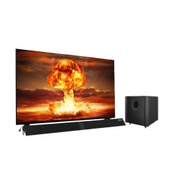 Polytron LED TV 40 Inch Full HD Cinemax Soundbar PLD-40B8951