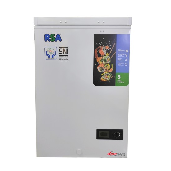 Chest Freezer 96 Liter RSA CF-110