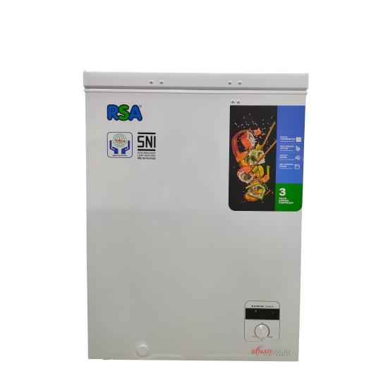 Chest Freezer 144 Liter RSA CF-160