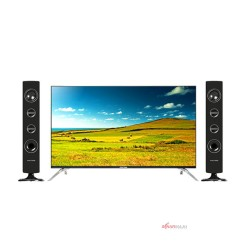 LED TV 40 Inch Polytron Full HD Cinemax Sound Tower PLD-40T8950