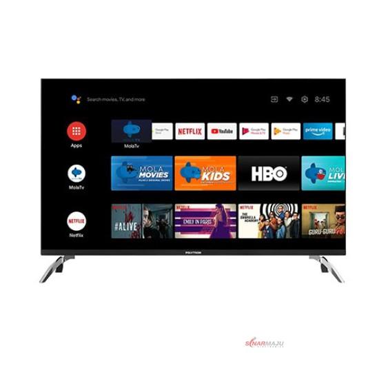 LED TV 43 Inch Polytron Full HD Android TV PLD-43AG9953