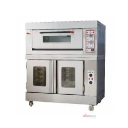 Combi Deck Oven Getra Proofer RFL-12SS+FJ10
