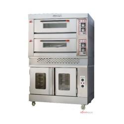 Combi Deck Oven Getra Proofer RFL-24SS+FJ10