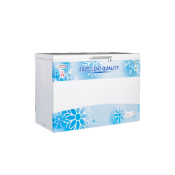Chest Freezer 418 Liter Daimitsu DICF-428P