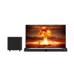 LED TV 43 Inch Polytron Full HD Cinemax Soundbar PLD-43B8951