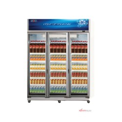 Showcase 3 Pintu GEA 1300 Liter Display Cooler EXPO-1300AH/CN