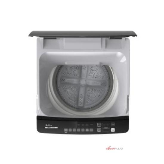 Mesin Cuci 1 Tabung Sharp 8 Kg Top Loading ES-M8000TG/G