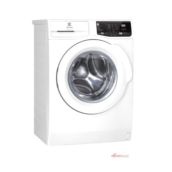 Mesin Cuci 1 Tabung Electrolux Front Loading 7.5 Kg EWF-7555EQWA