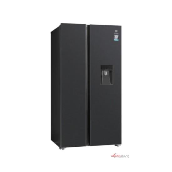 Kulkas Side By Side Electrolux 606 Liter ESE6141A-BID