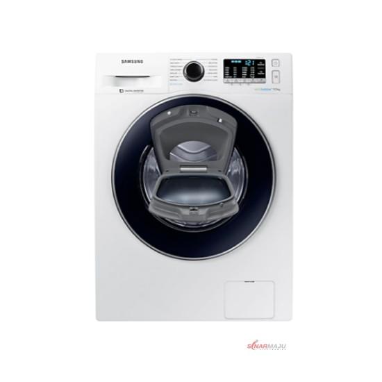 Mesin Cuci 1 Tabung Samsung 8.5 Kg Front Loading WW-85K54E0UW