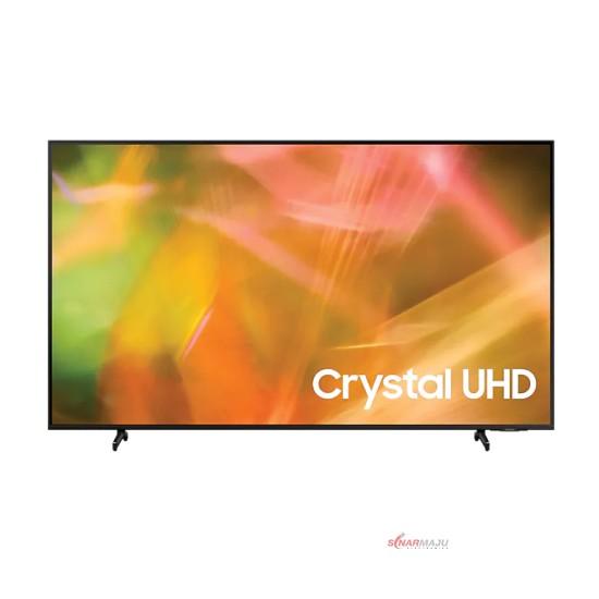 LED TV 50 Inch Samsung 4K UHD Smart TV UA-50AU8000