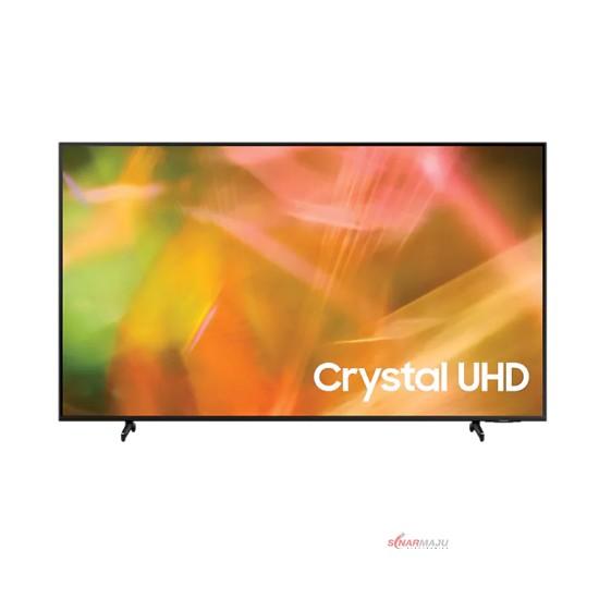 LED TV 55 Inch Samsung 4K UHD Smart TV UA-55AU8000
