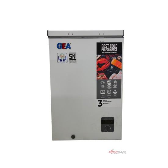 Chest Freezer 100 Liter GEA AB-108R