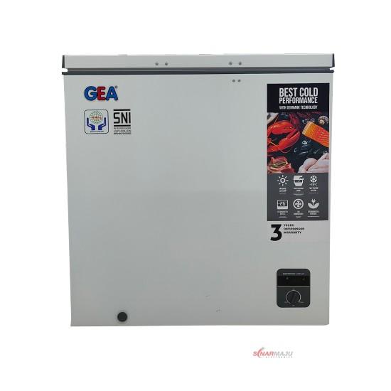 Chest Freezer 210 Liter GEA AB-208R