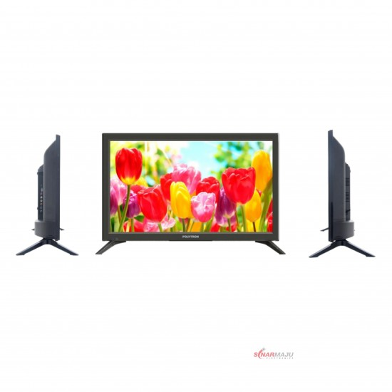 LED TV 24 Inch Polytron HD Ready PLD-24D1850/M