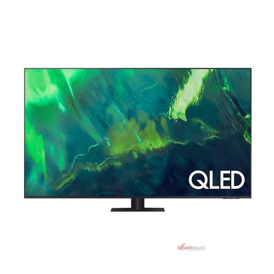 LED TV 55 Inch Samsung QLED 4K UHD Smart TV QA-55Q70AA