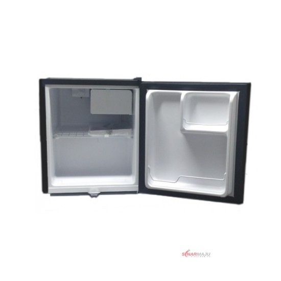 Mini Bar GEA Soft Drink Cabinet RS-06DR-SILVER