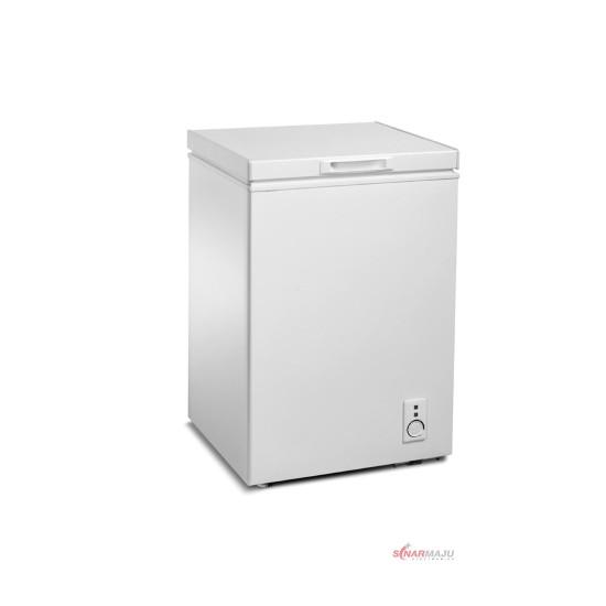 Chest Freezer 100 Liter Polytron PCF-117