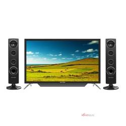 LED TV 43 Inch Polytron Full HD Cinemax Soundbar PLD-43T150