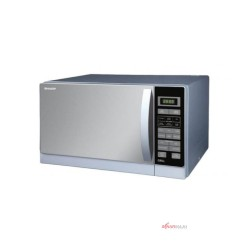 Microwave Grill 25 Liter Sharp R-728(W)-IN