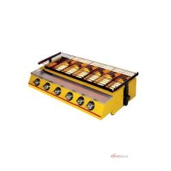 Kompor Gas Panggang Burner Getra 6 Tungku BBQ ET-K233