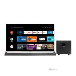 LED TV 50 Inch Polytron Full HD Android TV Cinemax Soundbar TV PLD-50BAG9953