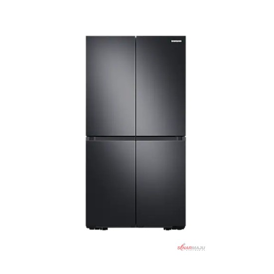 Kulkas Side By Side Samsung Refrigerator 593 Liter RF-59A70TB1