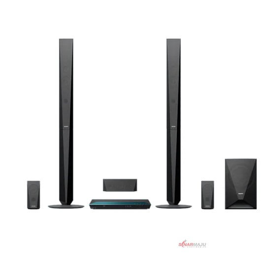 Home Theatre & Soundbar Blu-ray Sony 5.1ch Bluetooth BDV-E4100