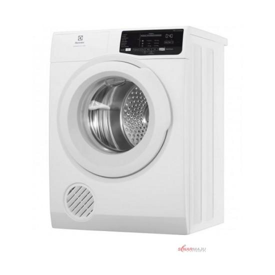 Dryer 7 Kg Electrolux Pengering Pakaian EDV-705HQWA