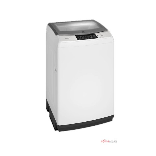 Mesin Cuci 1 Tabung Electrolux 10.5 Kg Top Loading EWT-0H88H1WB