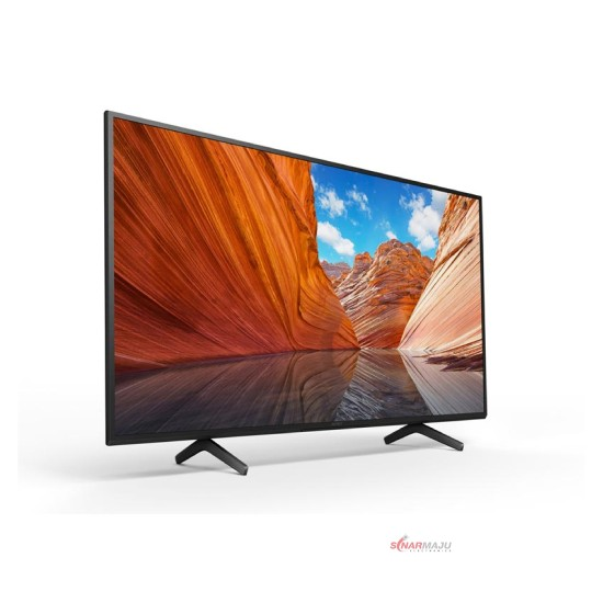 LED TV 55 Inch SONY 4K UHD Android TV KD-55X80J