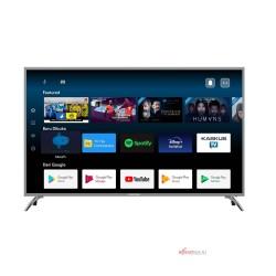 LED TV 55 Inch Polytron 4K UHD Android TV Cinemax Soundbar PLD-55UA8859