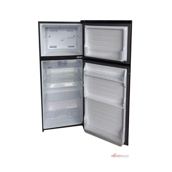 Kulkas 2 Pintu Sharp Refrigerator 172 Liter SJ-195MD-SG/SR