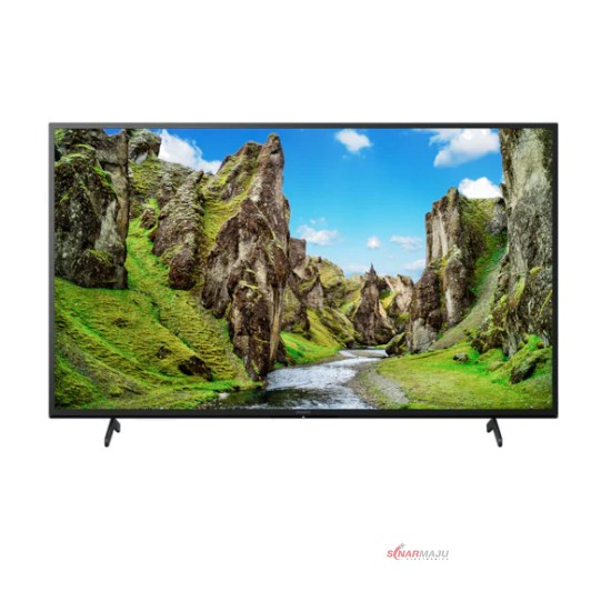 LED TV 50 Inch SONY 4K UHD Android TV KD-50X75