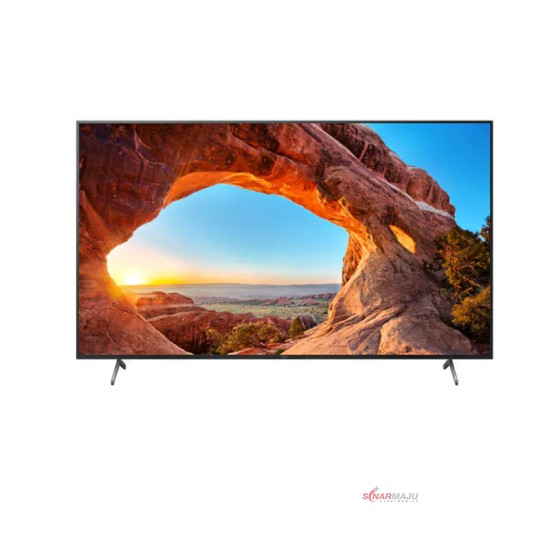 LED TV 55 Inch SONY 4K UHD Android TV KD-55X85J