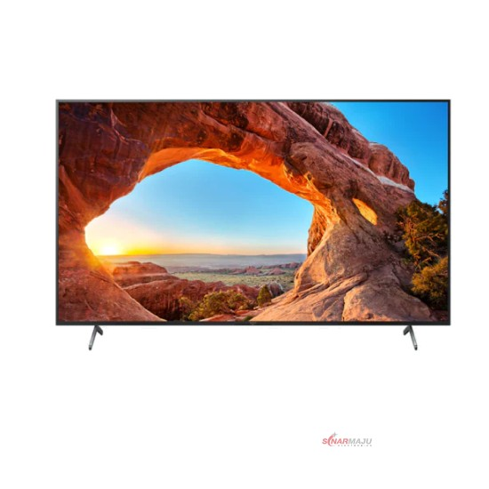 LED TV 65 Inch SONY 4K UHD Android TV KD-65X85J