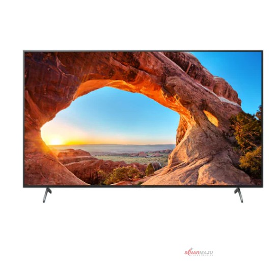LED TV 75 Inch SONY 4K UHD Android TV KD-75X85J