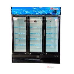 Showcase Daimitsu 3 Pintu 1380 Liter Display Cooler DISC-1380