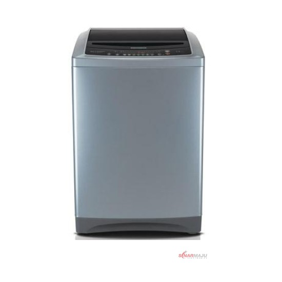 Mesin Cuci 1 Tabung Sharp 12 Kg Top Loading ES-F1208X-SL