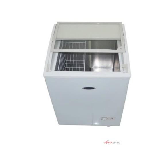 Chest Freezer 120 Liter Frigigate FRIGIGATE F-120SD