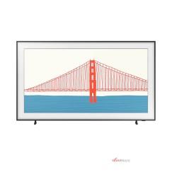 LED TV 55 Inch Samsung The Frame Art Mode QLED 4K Smart TV QA-55LS03AA