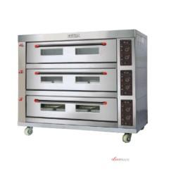 Gas Baking Oven Getra Mesin Pemanggang Roti RFL-39SS