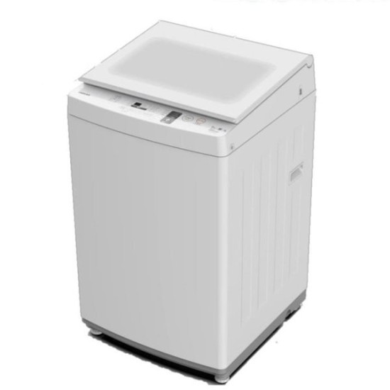 Toshiba Mesin Cuci 1 Tabung 8 Kg Top Loading AW-J900DN