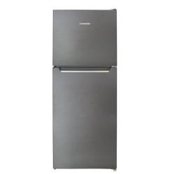 Changhong Refrigerator 165 Liter Micro Frost CRF-208-BLACK Kulkas 2 Pintu