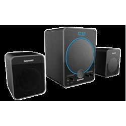 Speaker Aktif Sharp CBOX-MAX06UBL