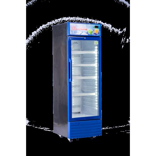 Showcase 1 Pintu Daimitsu 280 Liter Display Cooler DISC-306