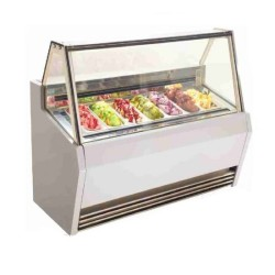 Gelato Showcase (Fan Cooling) BRIO-7FG