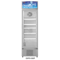 Showcase GEA EXPO-382P (382 Liter) Display Cooler