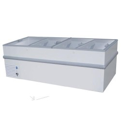 GEA Sliding Flat Glass Freezer STELLA-250