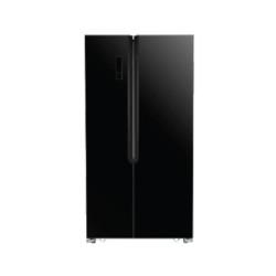 GEA refrigerator Side by side 472 liter G2D-472 Black